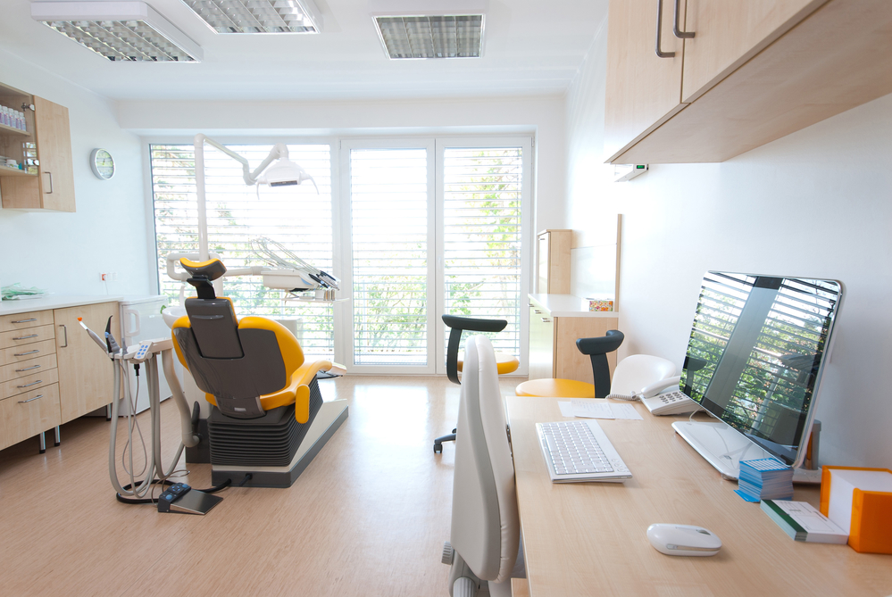 Modern and easily accessible dental office