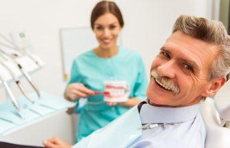 Dentures - common dental procedures