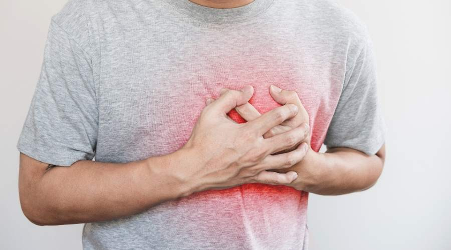 Heart disease and gum disease are linked by chronic inflammation.