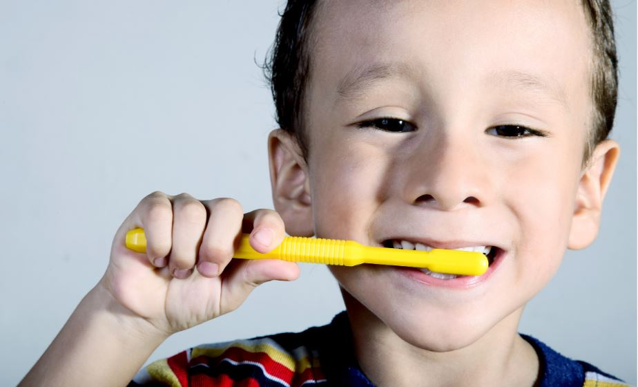 Make sure your child knows how to care for their teeth and oral health.