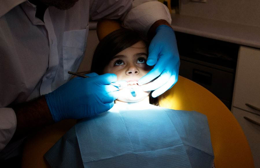 You can prevent oral health problems for your child if you visit a pediatric dentist.
