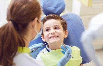 It's important to take your kid to the pediatric dentist.